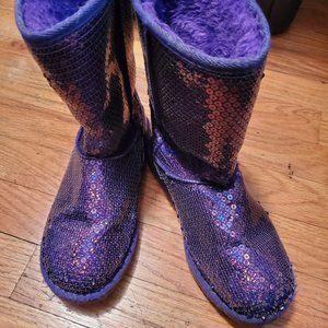 Circo Purple Boots